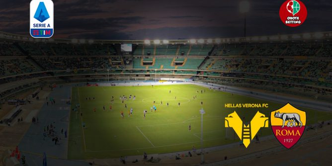 quote hellas verona roma dove vedere in tv formazioni pronostico quota serie a scommesse calcio italia stadio bentegodi verona-roma