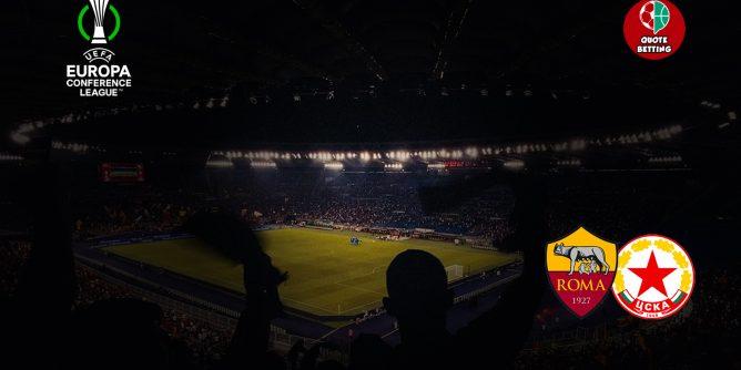 QUOTE roma-cska sofia dove vedere in tv formazioni pronostico quota scommesse calcio UEFA conference league